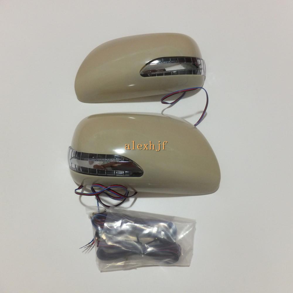 led luces de espejo de visin trasera con la cubierta led seales de giro luces