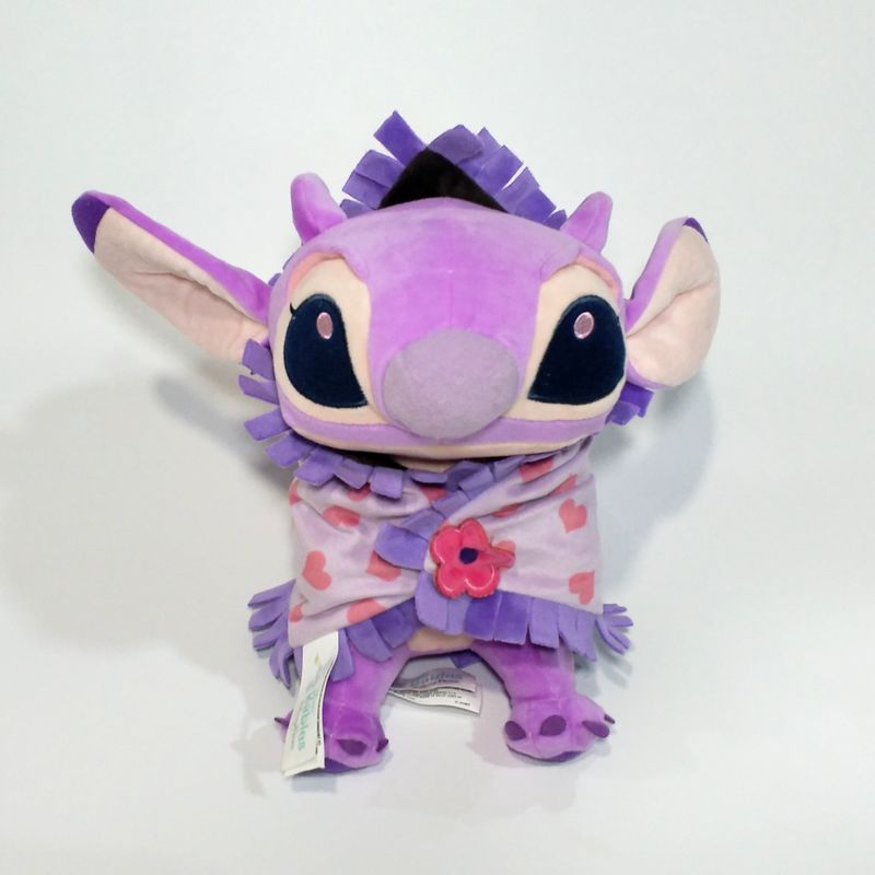Cute Baby Stitch Girl Friend Lilo Plush Toy Doll Cute Stuff Animals Baby Kids Toys Children Christmas Gift