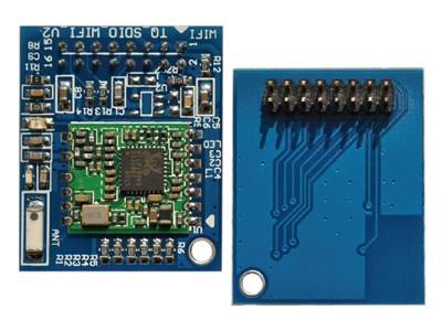 Free Shipping  WIFI RTL8189 Module TQ210 SDIO Development Board