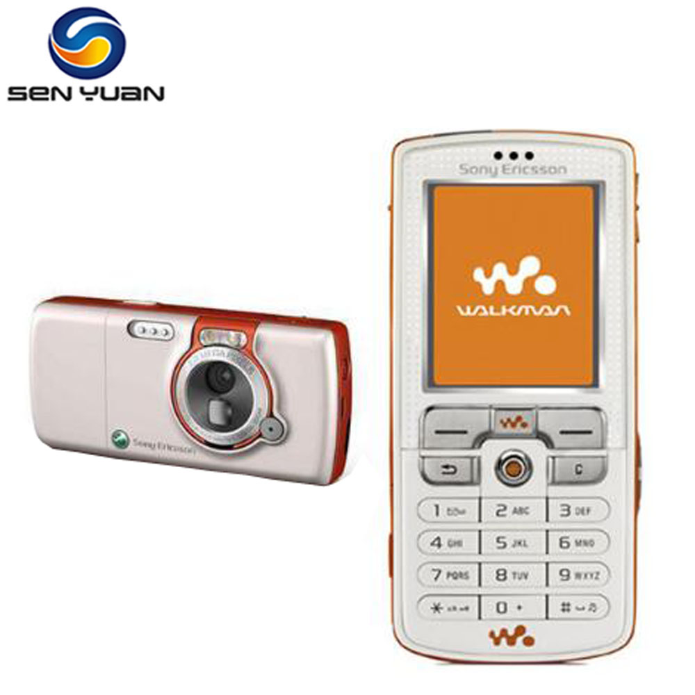 Original Sony Ericsson W800 Mobile Phone 2.0MP Bluetooth Unlocked W800i Cell Phone