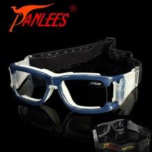 Brand Warranty! free shipping Man Woman Sports Basketball Dribble Prescription optical non slip strap soccer safety Glasses Gogg