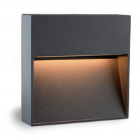 6w 12w LED Stair Light Recessed Wall Light Wall Sconce Outdoor LED Stairs Light Aluminum Step Lights Staircase Lighting