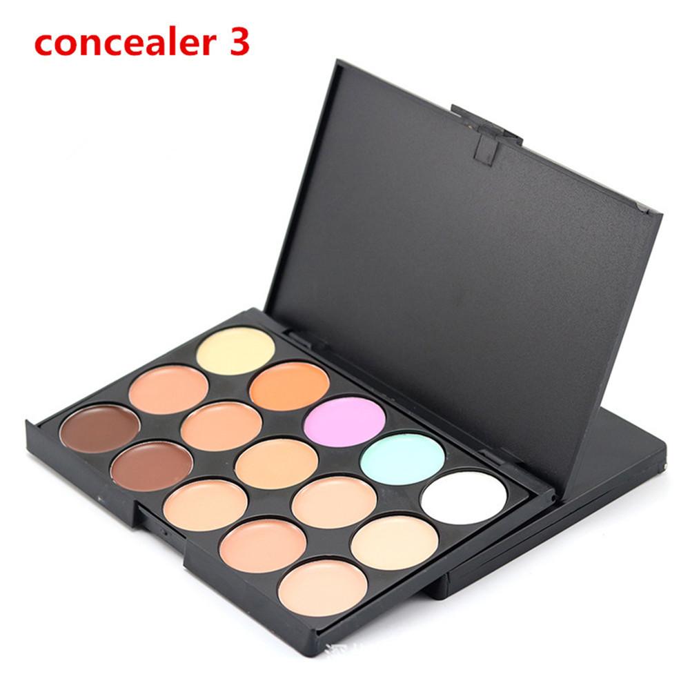 Natural Best Concealer Palette Multi Color makeup