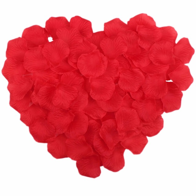 Home decoration accessories 1000pcs artificial flowers red silk home decoration accessories 1000pcs artificial flowers red silk flower rose petals wedding party decoration fx480 mightylinksfo Image collections