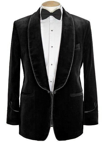 2017 Latest Coat Pant Designs Black Velvet Men Suit Groom Tuxedo Slim Fit 2 Piece Custom Wedding Suits Prom Blazer Masculino 007