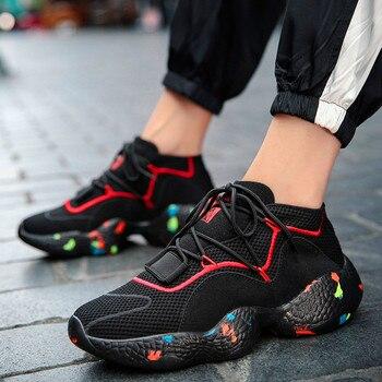 81297d7dbf Zapatos de hombres zapatos de moda Zapatillas de deporte para hombres  zapatos casuales zapatos de Tenis Masculino Adulto dama tendencia Zapatos  Zapatillas ...