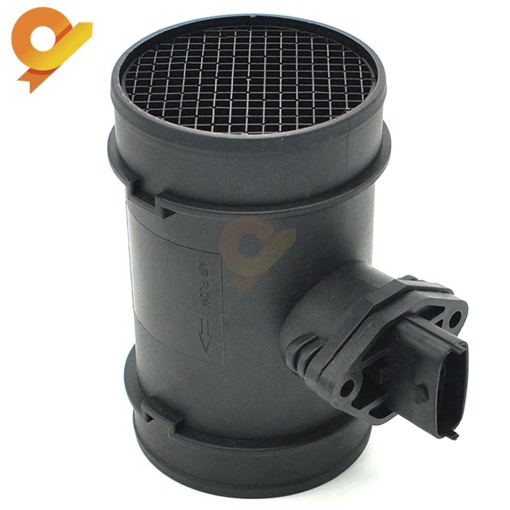 Mass Air Flow Sensor Meter For Alfa Romeo 156 932 166 936 Lancia Thesis 841AX 2.4 JTD 46824377 60802037 0281002537
