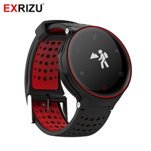 EXRIZU X2 Sport Smart Watch Bluetooth Smartwatch Waterproof IP68 Heart Rate Monitor & Blood Pressure Pedometer Fitness Tracker
