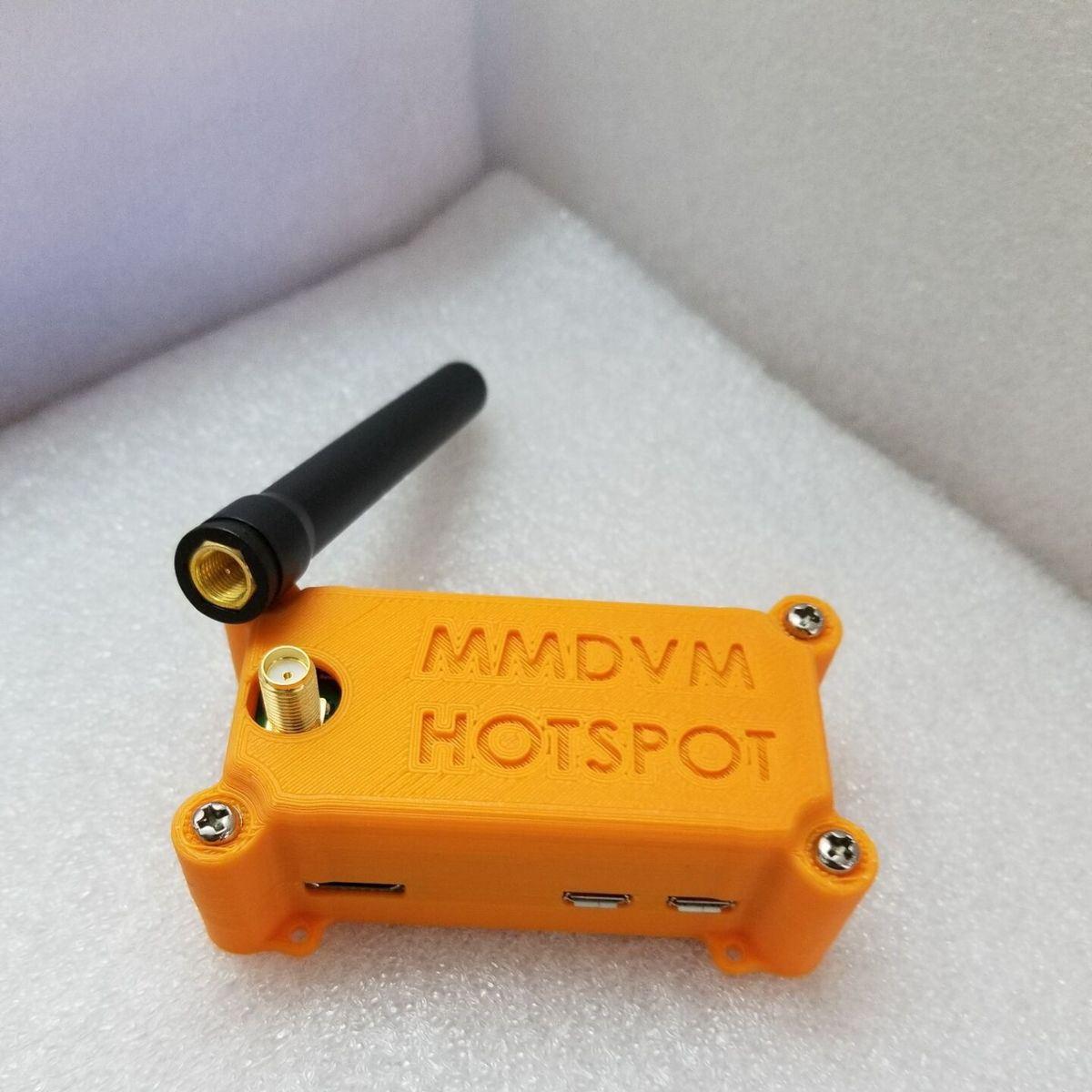 UHF/VHF MMDVM hotspot Raspberry pi zero w 3D Shell Case P25 DMR YSF PI-STARUHF/VHF MMDVM hotspot Raspberry pi zero w 3D Shell Case P25 DMR YSF PI-STAR