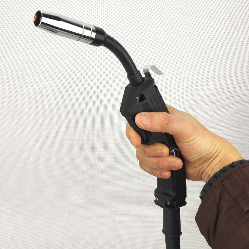 15AK Torch MIG Torch MAG Welding Push Gun 3M Air-cooled for MIG MAG Welding Torch Welding Machine nt1 3t air cooled gas metal arc welding gun north mig welding torch coupled with twe co fitting 3 meter