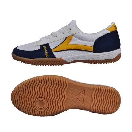 Профессиональная Обувь для настольного тенниса; дышащая обувь для мужчин и женщин; обувь для влюбленных с нескользящей подошвой Dichotomanthes; сетчатая поверхность; спортивная обувь; s - Цвет: Dp0020New