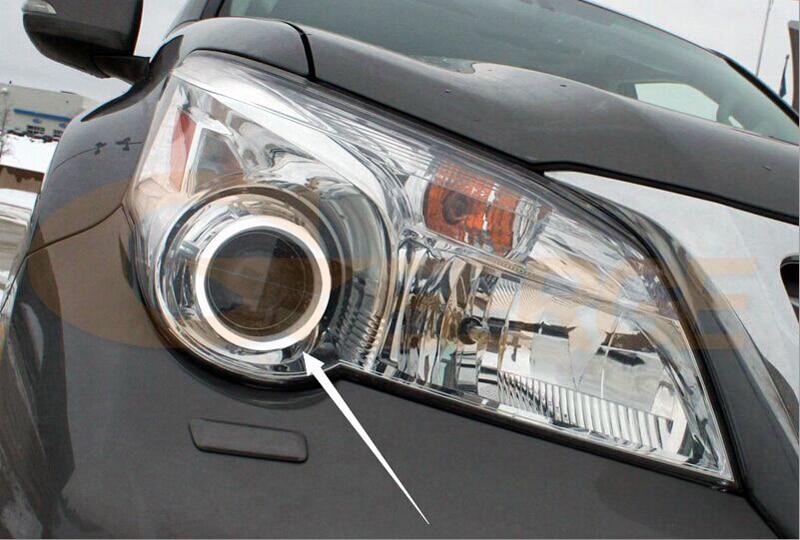 2010 lexus gx460 headlight