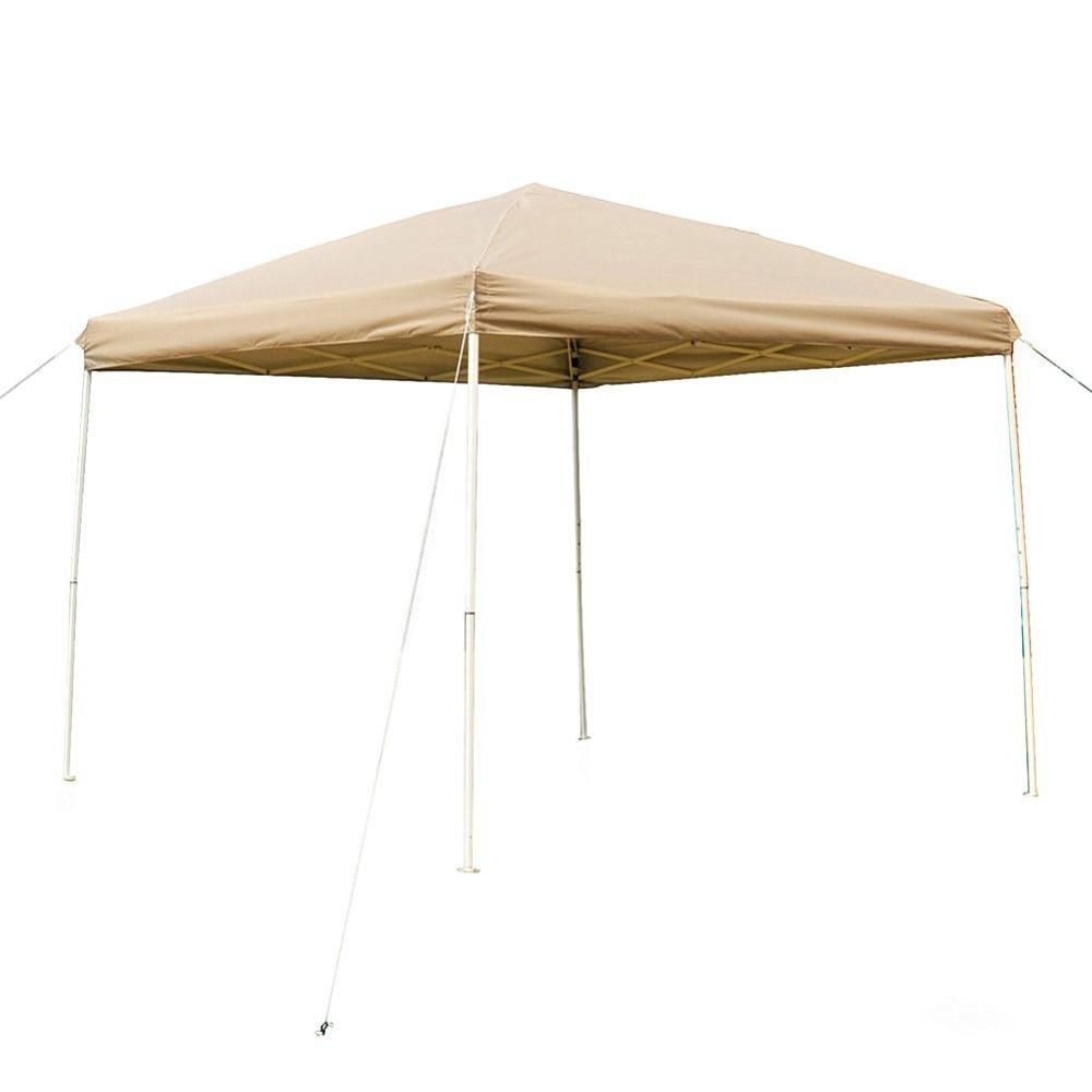 Outdoor Steel Frame Canopy : Buy naturefun feet outdoor steel frame pop up gazebo