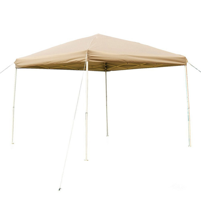 Naturefun 10 x 10 Feet Outdoor Steel Frame Pop Up Gazebo Patio ...
