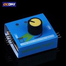 Мульти тестер сервоприводов 3CH ECS консистенция регулятор скорости мощность канала CCPM метр мастер проверки RC Дрон вертолет запчасти RC игрушки