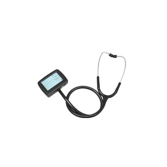 Quality Guaranteed Electronic Visual Stethoscope+SpO2+ECG