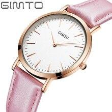 Zegarek Unisex GIMTO Retro Style