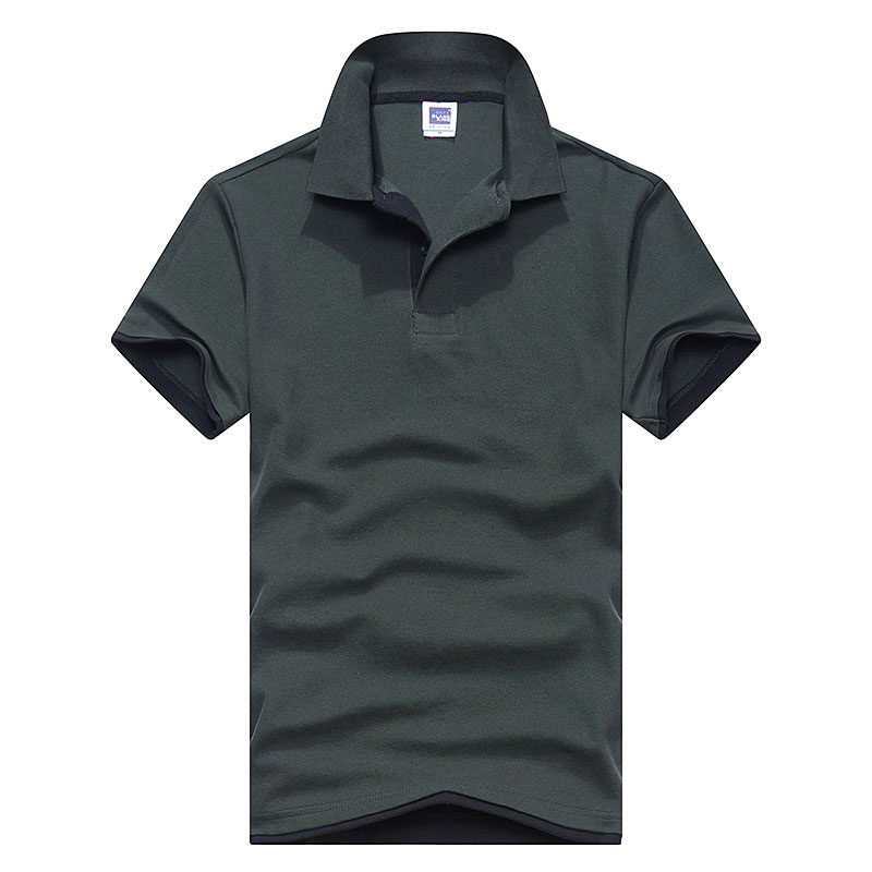 New 2019 Men's brand men Polo shirt D esigual Men's cotton short-sleeved polo shirt sweatshirt T-ennis Free shipping XS-3XL 12