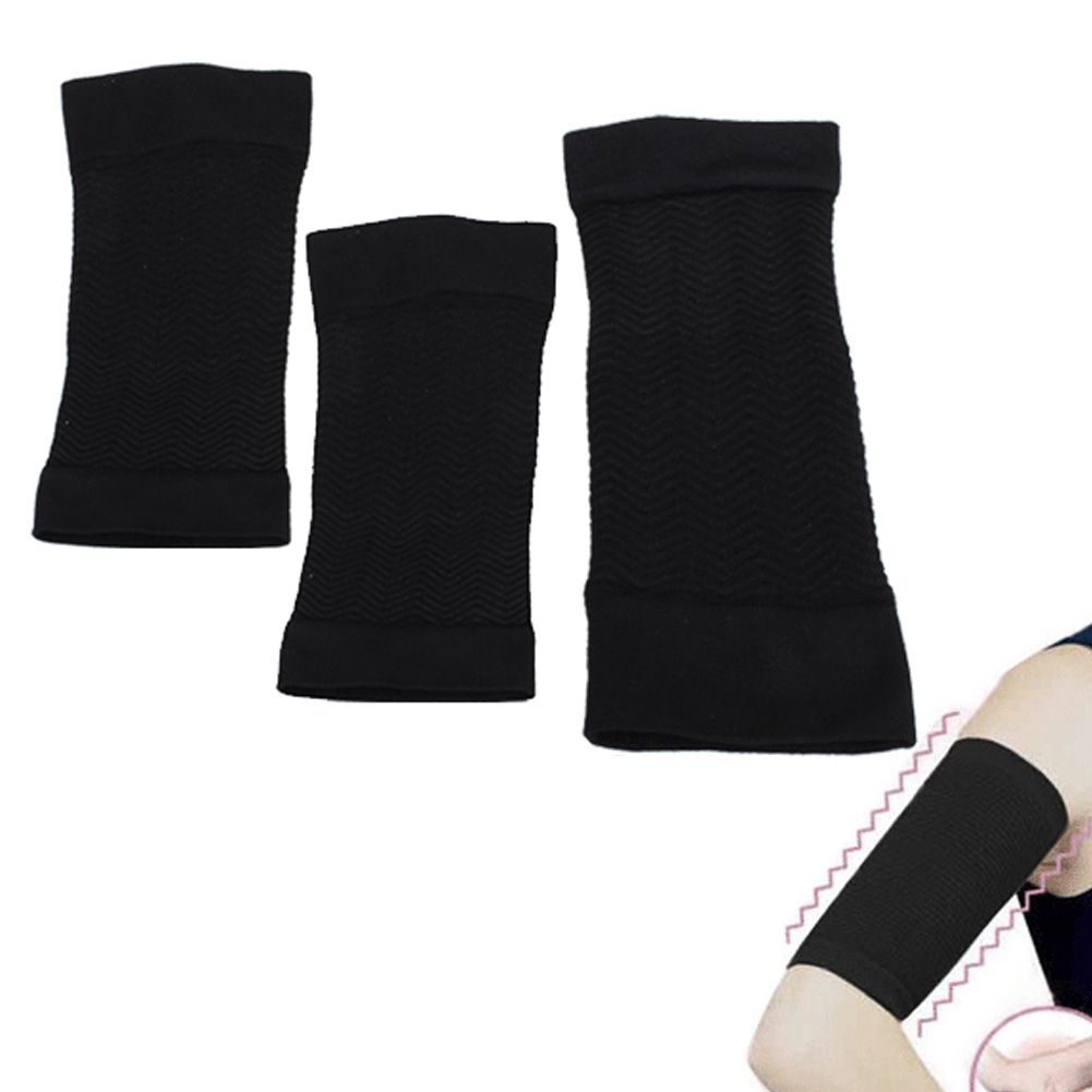 Sexy Women Beauty Tools 2PCS Magic Slimming Wraps Thin Arm Burning Calorie Personal Health Care lose