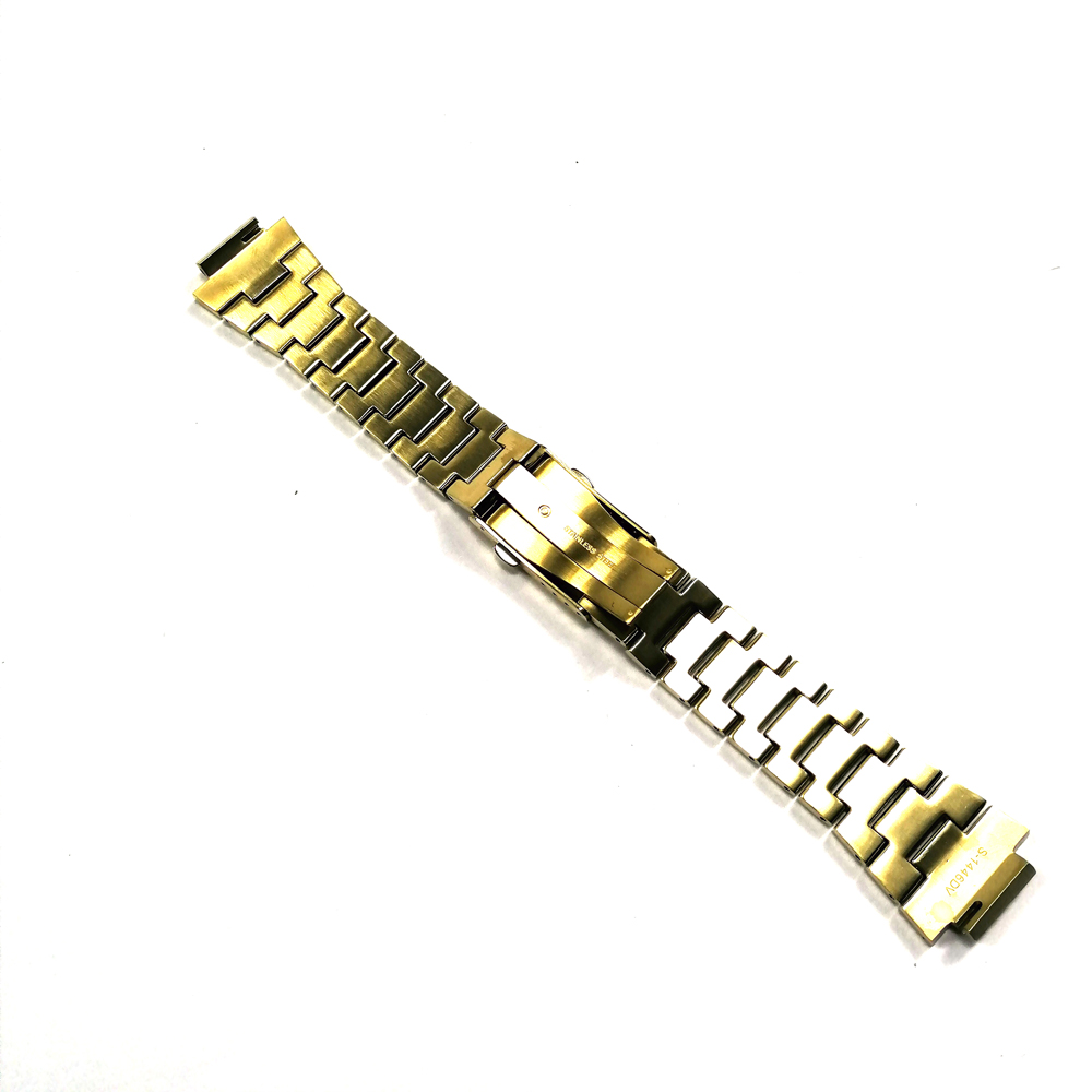 Image 5 - 316 Stainless Steel Watchband and Bezel For DW6900 DW6930 Watch  Band Strap Bracelet Cover For G Style Accessory Original  DesignWatchbands
