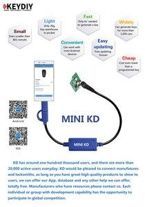 Image 3 - Мини пульт дистанционного управления KD генератор ключей с дистанционным управлением со склада штатива Поддержка Android сделать более 1000 автоматических пультов + 4pc KD пульт дистанционного управления