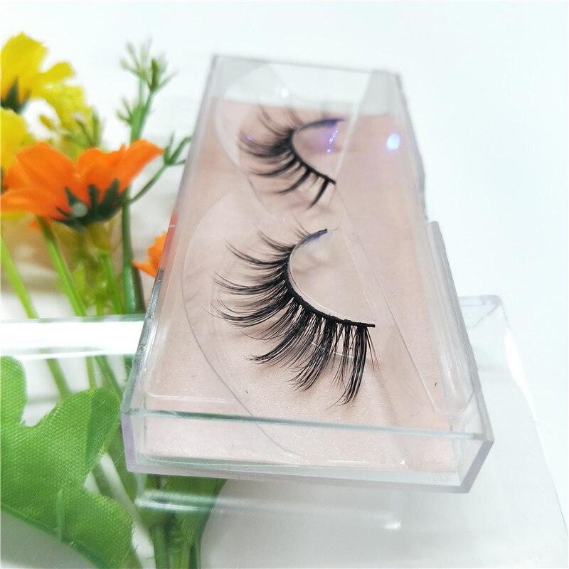 Private label custom eyelash packaging 3D mink eye lash extensions siberian 100% mink fur lashes free shipping