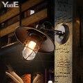 Крытый из светодиодов бра AC110V / 220 В промышленного ретро бра спальня украсить настенные светильники бесплатная доставка