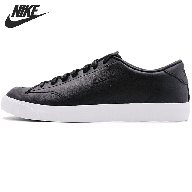 Original New Arrival 2017 NIKE ALL COURT 2 LOW LEATHER Men's Skateboarding Shoes  Sneakers