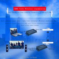 Wireless Video Audio Transmission 5 8GHz WIFI HDMI Extender Outdoor 3km HD 1080P Wireless HDMI Transmitter