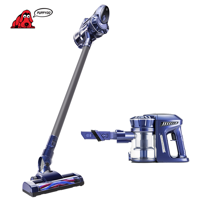 Easy wireless vacuum cleaner Puppyoo WP536 [Official warranty 1 year, Shipping from 2 days] цены онлайн