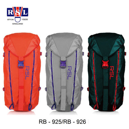 RSL RB925/926 Racket Bag Large Capacity For 44L/33L Badminton Bag Sports Raquetas De Tenis Backpack Outdoor swagger bag RSL bag