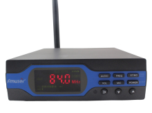 FU-X01AK NEW 1W FM Transmitter 1 watt FM radio broadcaster for small FM radio stations personal radio station