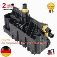 AP03 VORNE Luftfederung Transfer Relief Ventil Für LAND ROVER LR3 LR4 RR Range Rover Sport 3 0 L 5 0 L 4 2 L 4 4 L 4 0 L RVH000095