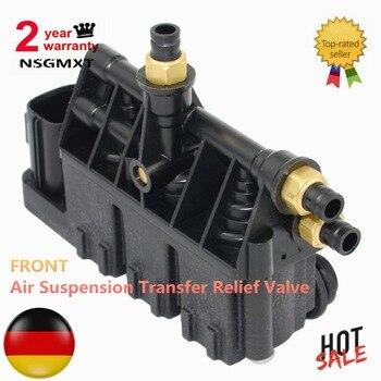 AP03 VORNE Luftfederung Transfer Relief Ventil Für LAND ROVER LR3 LR4 RR Range Rover Sport 3,0 L 5,0 L 4,2 L 4,4 L 4,0 L RVH000095