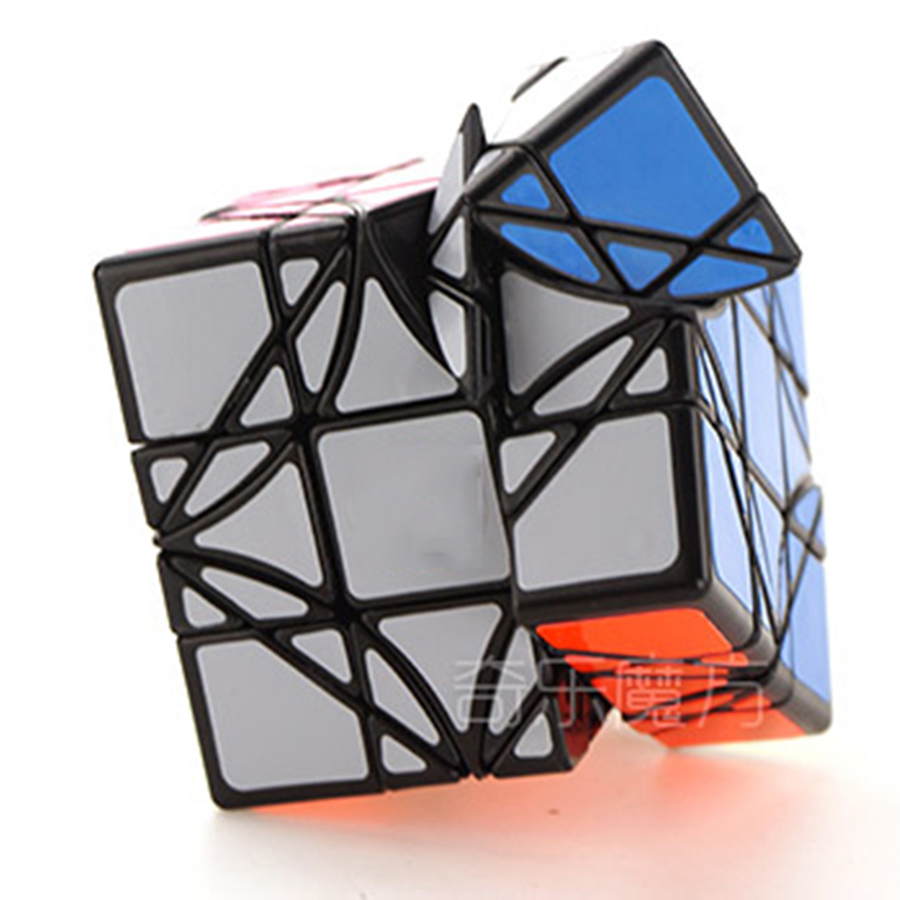 Magic Cube Cubos Magicos Puzzles Strange Shape Magic Fidget Toys Hand Spinner Square Neo Cube 5mm Moyu Weilong For Boys 60K540 dayan bagua magic cube speed cube 6 axis 8 rank puzzle toys for children boys educational toys new year gift