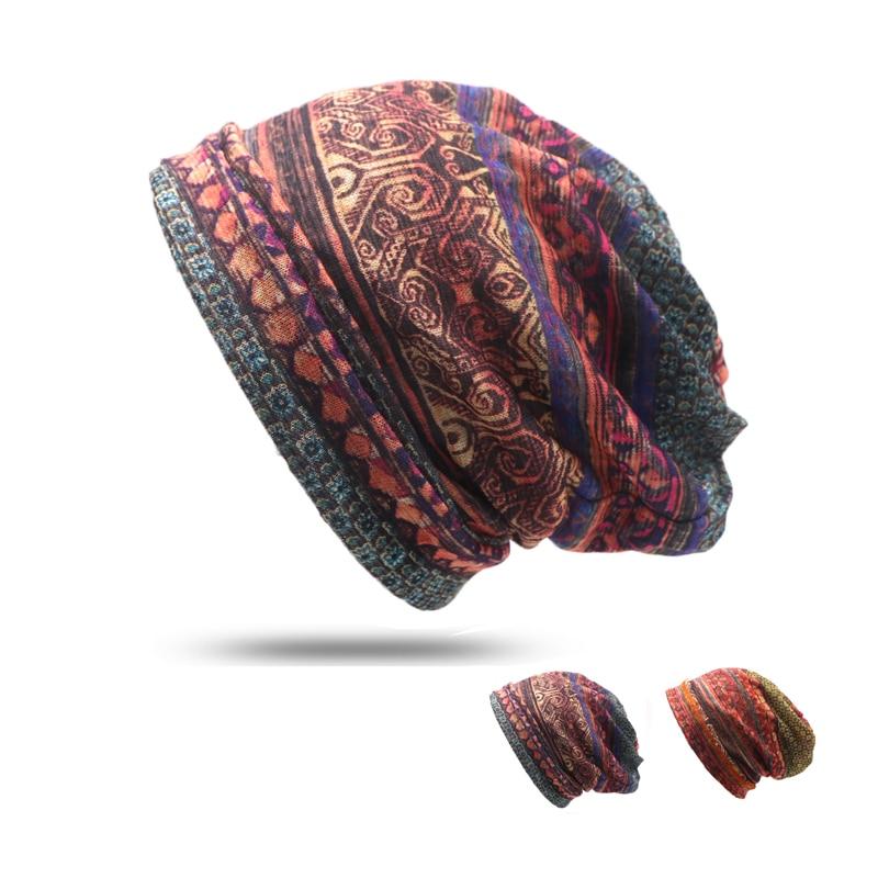 1Pcs Women's Winter Hat Knitted Beanie Skullies Hat Cap For Women Female Fashion Casual Skullies Outdoor Cap Warm Hats For Women skullies