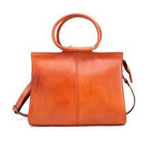 Women Genuine Leather Handbag 2019 Fashion Rose Ladies Bag Handbags Women Famous Brands Vintage Leather Tote butterfly fish top quality promoting genuine leather women handbag customized 2017 lady fashion bag tote handbags
