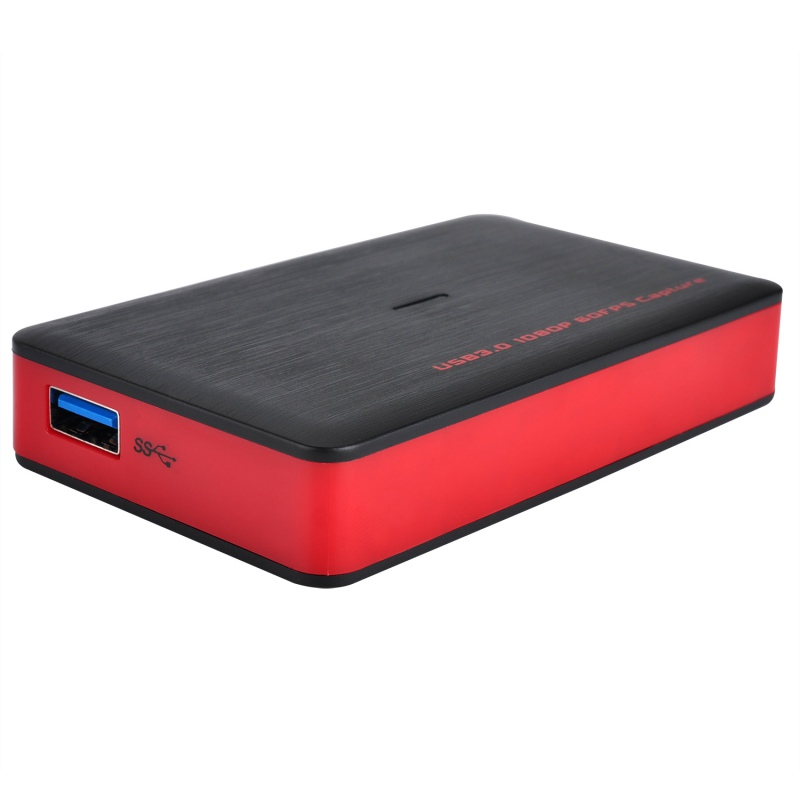 Ezcap 1080P 60fps enregistreur vidéo Full HD 287 HDMI vers USB dispositif de carte de Capture vidéo pour Windows Mac Linux prise en charge du Streaming en direct - 4