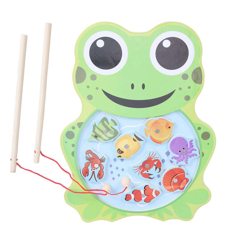 Baby-Kids-Wooden-Toys-Magnetic-Fishing-Game-Jigsaw-Puzzle-Board-3D-Jigsaw-Puzzle-Children-Educational-Toy-for-Children-Kids-1
