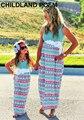 Мать дочь платья цветок макси платье мама и дочь платье семья посмотрите мать дочь соответствующие одежда ropa мама é hija