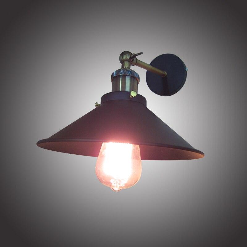 EDISON VINTAGE SVJETLO SVJETLO SVJETLO SVJETLO Zidna svjetiljka Kavez - Unutarnja rasvjeta - Foto 3