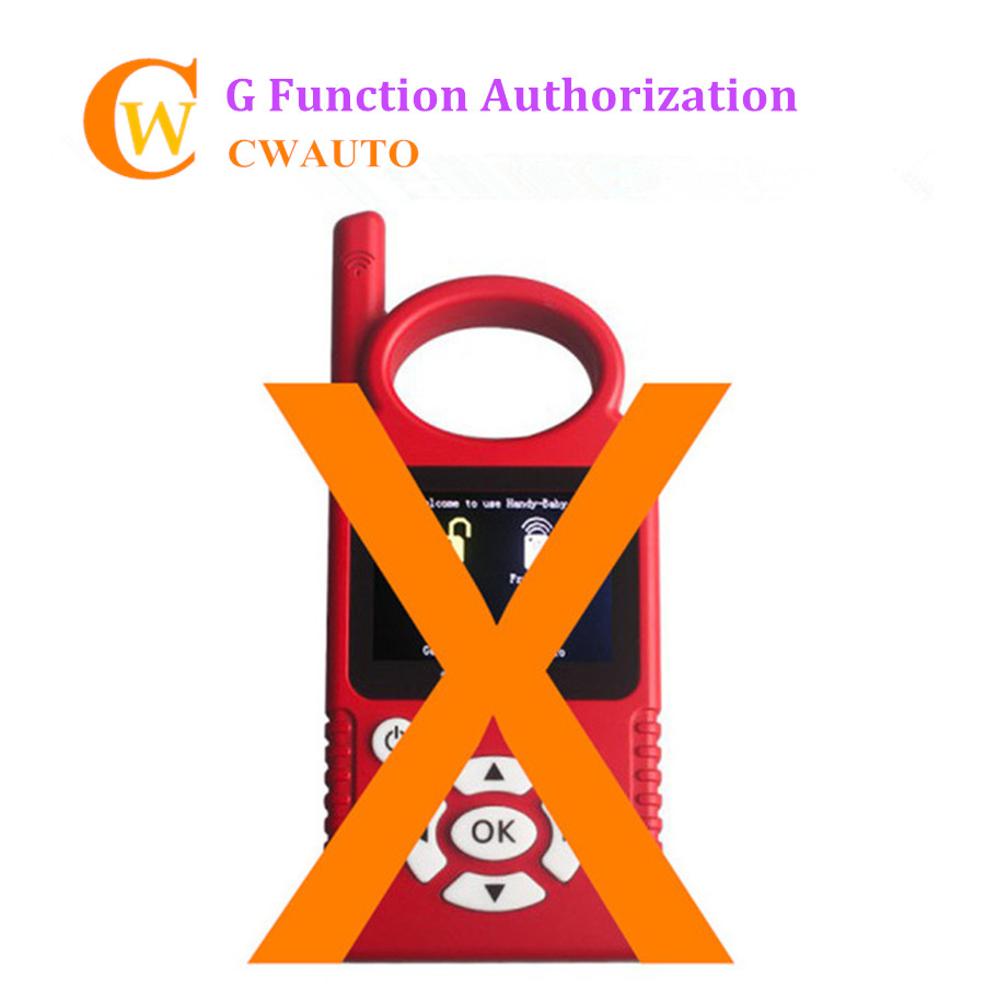 G Chip Copy Function Authorization Only for HANDY BABY 4D 46 Key Programmer 10pcs lot original jmd king chip jmd handy baby key copier jmd chip for cbay clone id46 4c 4d g unlimited copy chip