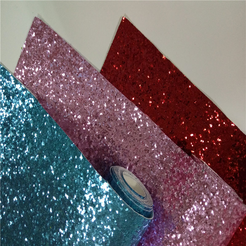 Glitter Wallpaper Sparkly Wall Paper Roll For Living Room
