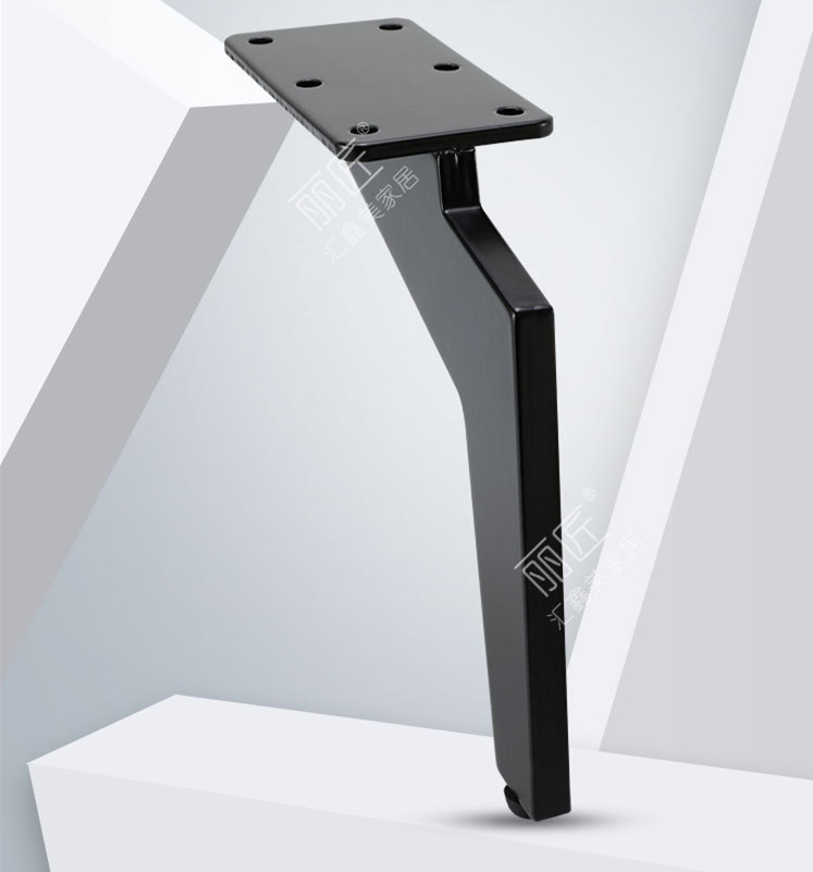 2pcs metal Furniture Legs 14.5cm Black sickle Table Cabinets feet Sofa Bed TV Cabinet legs Inclined Square Tube Furniture feet2pcs metal Furniture Legs 14.5cm Black sickle Table Cabinets feet Sofa Bed TV Cabinet legs Inclined Square Tube Furniture feet