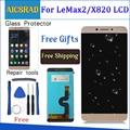 Качество AICSRAD для LeEco Le max2 x820 X823 X829  кодирующий преобразователь сенсорного экрана в сборе для телефона LeEco Le max 2