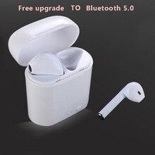 I7S TWS стерео беспроводные Bluetooth наушники-вкладыши беспроводные bluetooth-гарнитура наушники для автомобиля вождения телефона Hands-Free