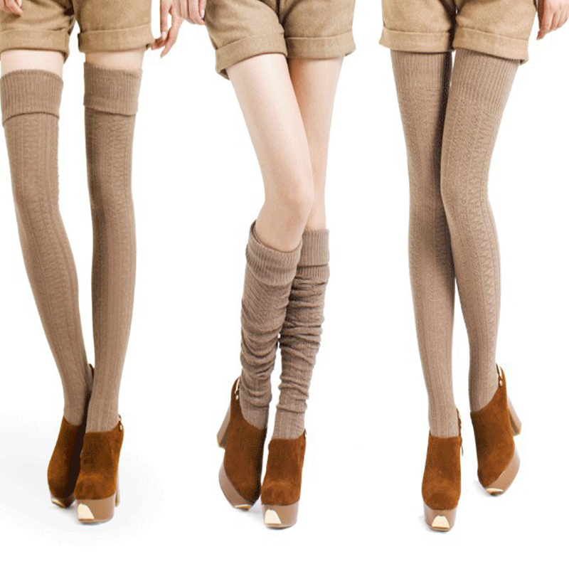 Womens Sexy Long Socks - Creampie Tube Sex