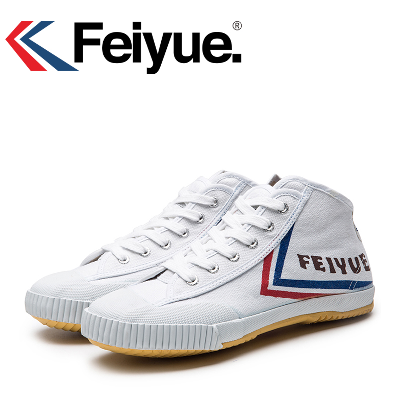 Feiyue Men Women Keyconcept New Delta Mids Classical Martial Arts Taichi Taekwondo Kungfu Shoes  Popular And Comfortable