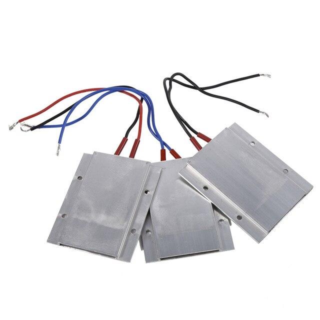1 Stks 220 V Constante Temperatuur PTC Verwarmingselement Thermostaat Heater Plaat 50 W/80 W/100 W optionele Groothandel Beste Prijs Hot Koop