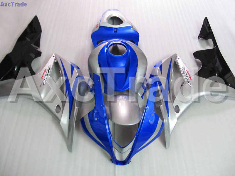 Fit For Honda CBR600RR CBR600 CBR 600 RR 2007 2008 F5 Motorcycle Fairing Kit High Quality ABS Plastic Injection Molding Blue C96 custom made motorcycle fairing kit for honda cbr600rr cbr600 cbr 600 rr 2007 2008 f5 abs fairings kits fairing kit bodywork c99